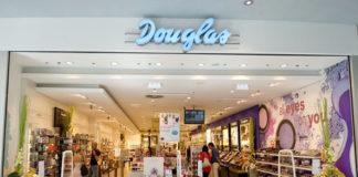 Douglas bekommt ein neues Logo