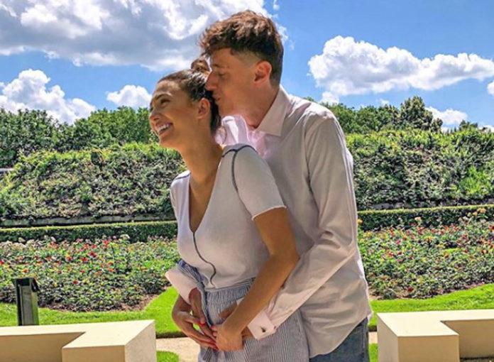 Paola Maria ist schwanger