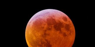Blutmond 2018: Wann kann man die Mondfinsternis am besten sehen?