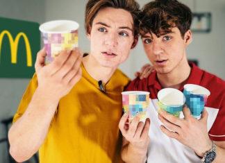 Die Lochis bringen auch 2018 ein McFlurry-Eis bei McDonalds raus