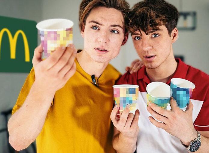 Die Lochis Mcflurry Pink Bubble Ist Ihr Neues Mc Donalds Eis 2018