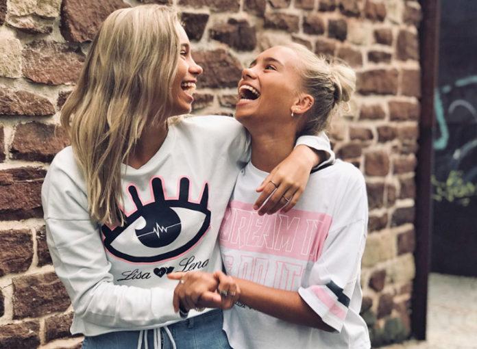 Lisa und Lena bringen eine h&m Kids Kollektion raus