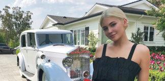 Kylie Jenner bekam ihren 2. Rolls Royce