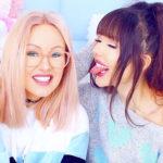 ViktoriaSarina haben Probleme mit Fake-Fans auf Instagram