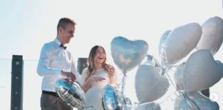Bibi und Julian haben geheiratet