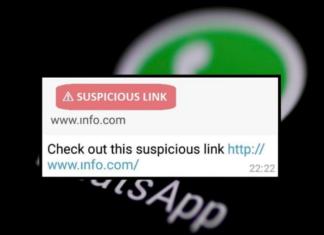 WhatsApp Update warnt vor gefährlichen Links