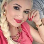 Daniela Katzenberger blond