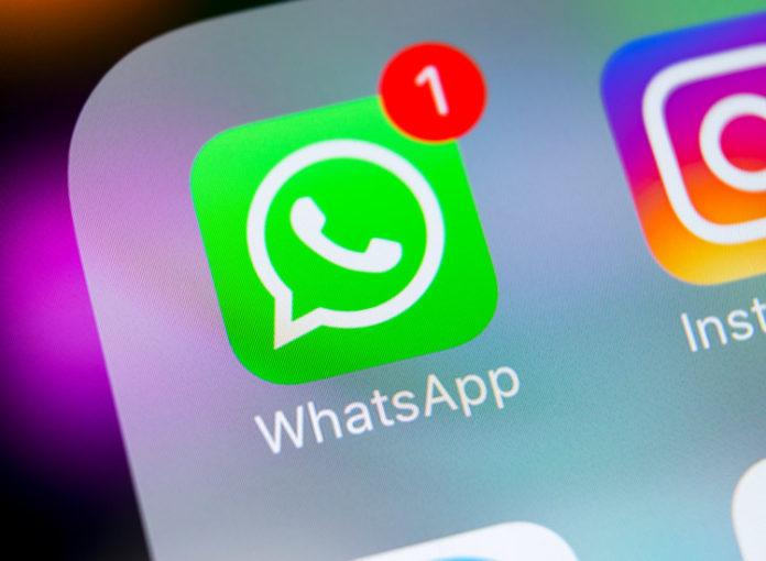 Bei whatsapp blockiert
