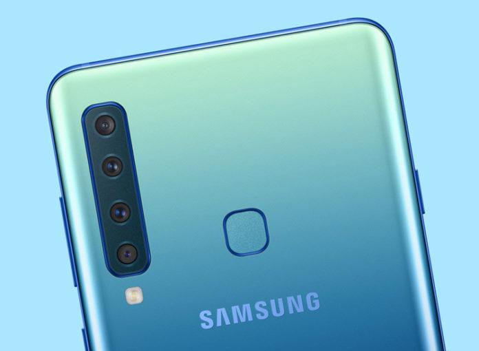 Samsung Galaxy A9 kommt mit vier Kameras