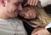 Bibis Beauty Palace und Julienco zeigen das Gesicht ihres Babys nicht