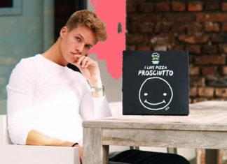 Concrafter Luca und seine schwarze Pizza