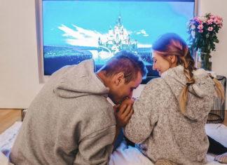 Bibis Beauty Palace zeigt halbes Babygesicht