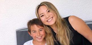 Mamiseelen mit ihrem Sohn Johann Loop