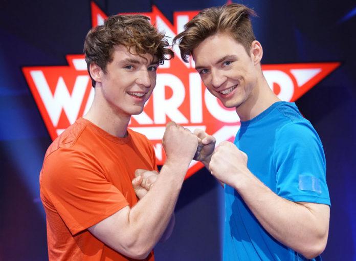Die Lochis bei Promi Ninja Warrior 2018