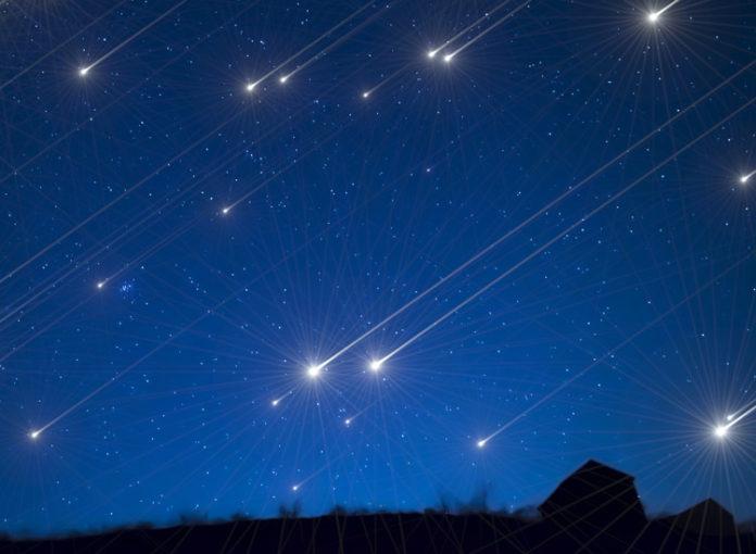 Sternschnuppennacht 2018 im November! Jetzt kommen Leoniden und Sternschnuppen