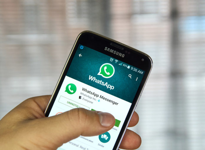 Fake-Email zum WhatsApp-Backup ake-Email zum WhatsApp-Backup
