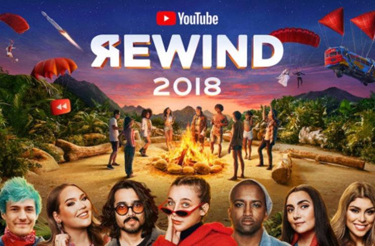 Darum wird das YouTube Rewind 2018-Video so schlecht bewertet