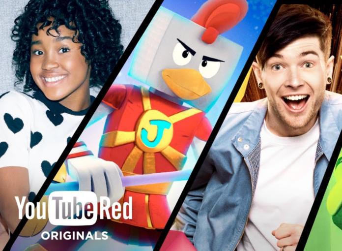Bald kannst du YouTube-Originals-Inhalte kostenlos anschauen
