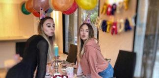 Bibis Beauty Palace Schwester nadine Heinicke hat jetzt Instagram