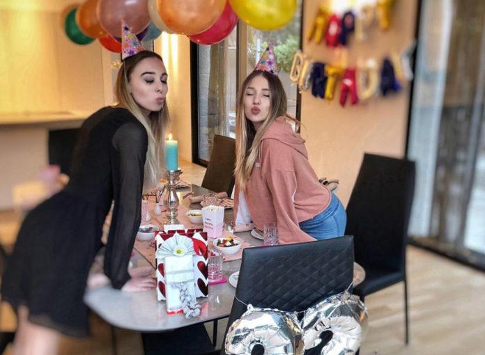 Bibis Beauty Palace Schwester Nadine Heinicke Zeigt Sich Privat Auf