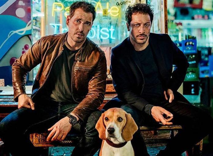 Dogs Of Berlin Kritik