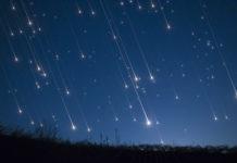 Geminiden 2018: Die Sternschnuppen kommen