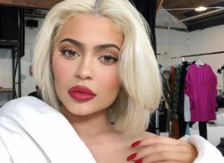 Kylie Jenner: Baby Stormi soll Lidschattenpalette bekommen