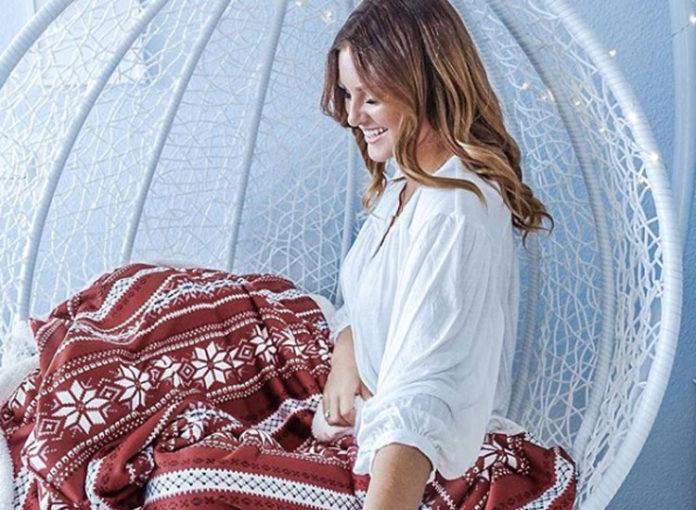 Maren Wolf und ihre Decke