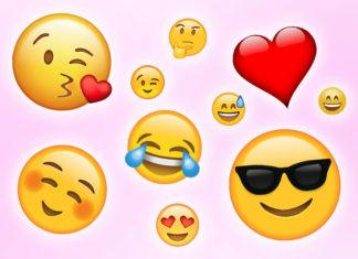 Welcher ist der beliebteste Emoji Deutschlands 2018?