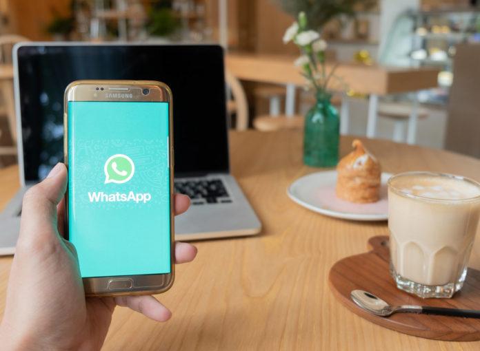 WhatsApp Gruppenchat bekommt ein Update