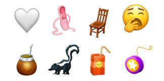 Neue Emojis 2019