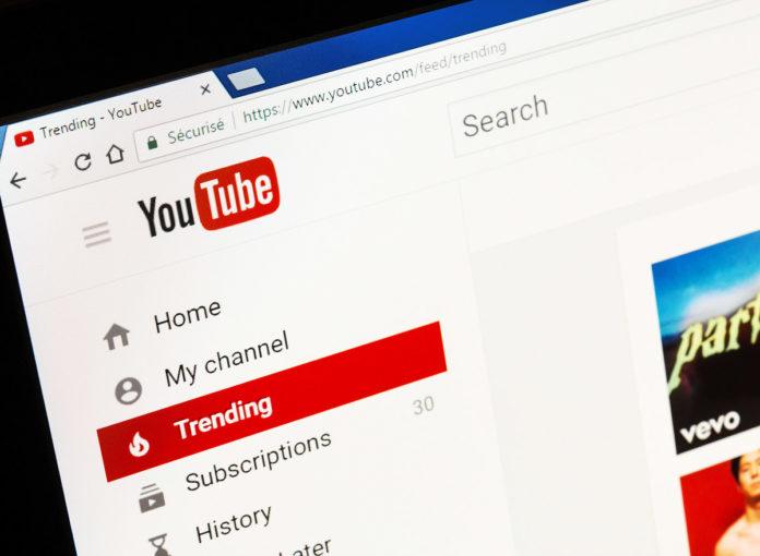 So kommst du in die YouTube-Trends