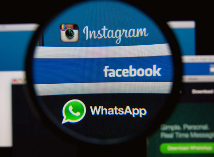 Mark Zuckerberg bringt Facebook, Instagram und WhatsApp zusammen