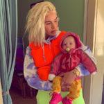 Loredana und ihr Baby Hana stehen auf Luxus.
