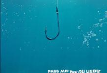 """Ufo361 veröffentlicht seine neue Single """"Pass auf wen du liebst""""."""