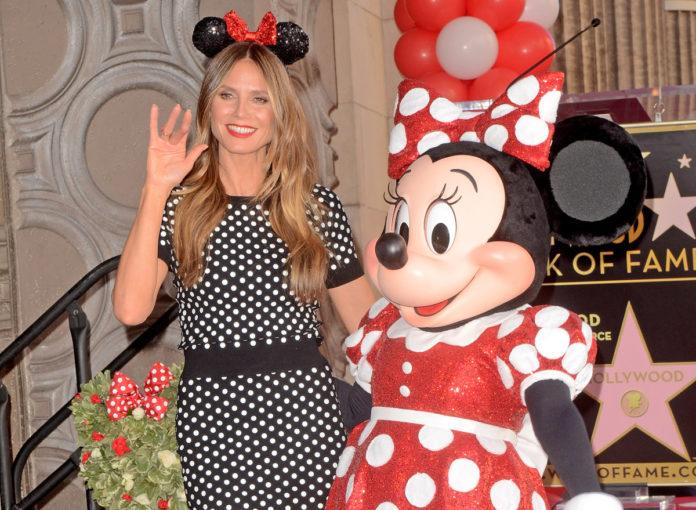 GNTM-Jurorin Heidi Klum designt Disney-Ohren-heidi-klum-designt-disney-ohren