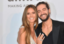 Heidi Klum und Tom Kaulitz feiern Hochzeit auf einer Yacht auf Capri