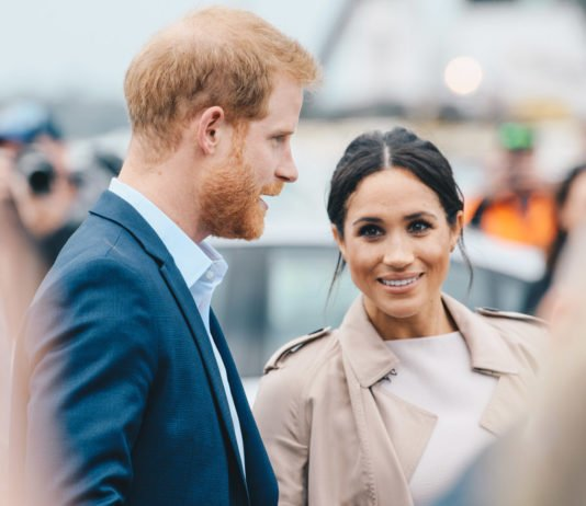 Herzogin Meghan Markle Prinz Harry Party