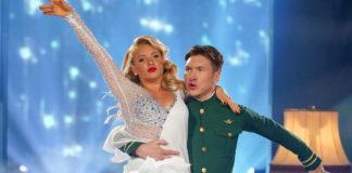 Lets Dance 2019: Die Leistung von Evelyn Burdecki macht ihren Tanzpartner Evgeny Vinokurov nicht glücklich