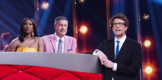 Faniel Hartwich Joachim Llambi Streit Zoff Lets Dance 2019 Jury Moderator