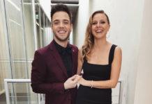 Luca Hänni und Freundin Michele Affolter sind beim ESC 2019