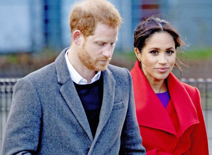 Meghan Markle Prinz Harry Baby Sussex ist ein Junge