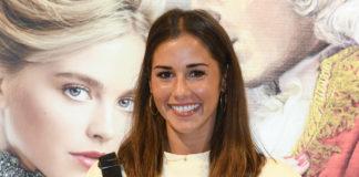 Sarah Lombardi: Morddrohungen über instagram