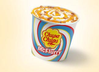 McFlurry Chupa Chups