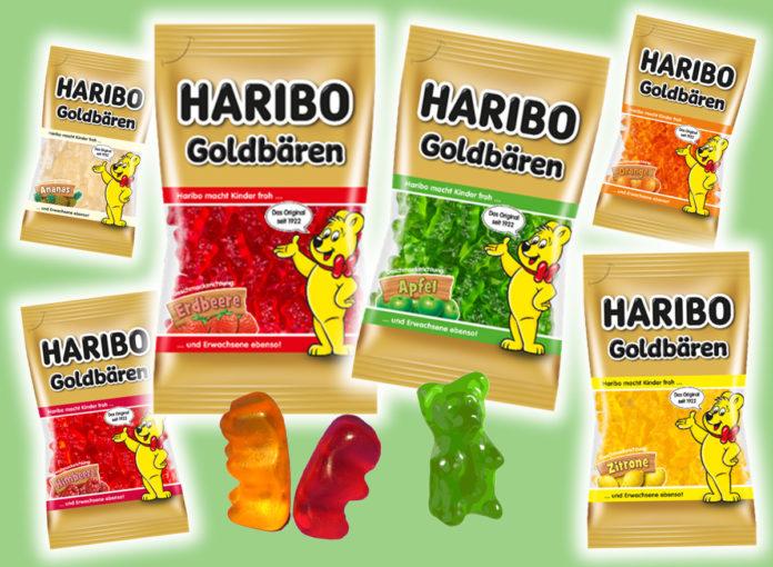 Haribo Goldbären Gummibärchen