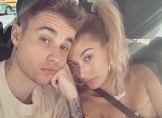 Justin Bieber und Hailey Bieber