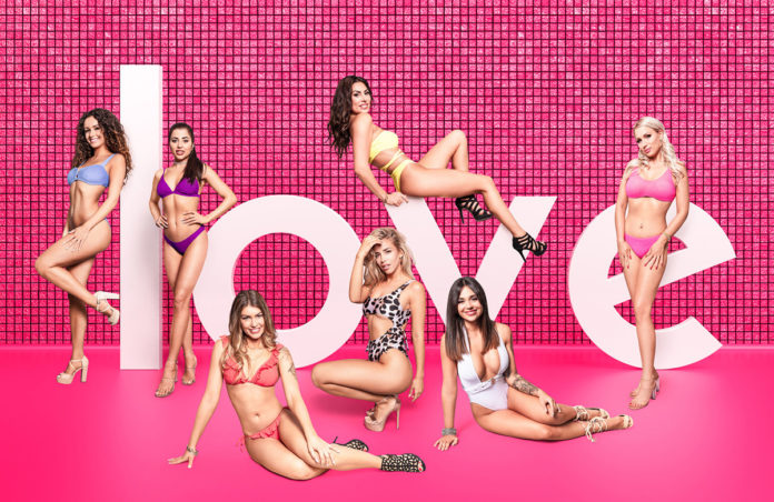 Love Island 2019 Frauen