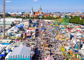 Oktoberfest 2019 München