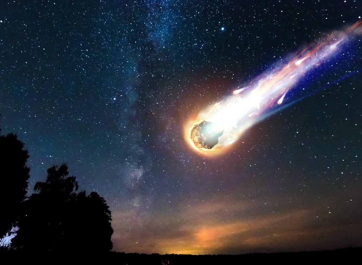 Asteroid Erde