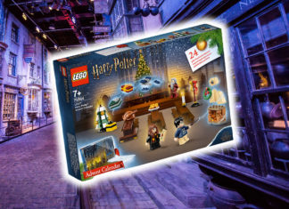Harry Potter Adventskalender 2019 von Lego